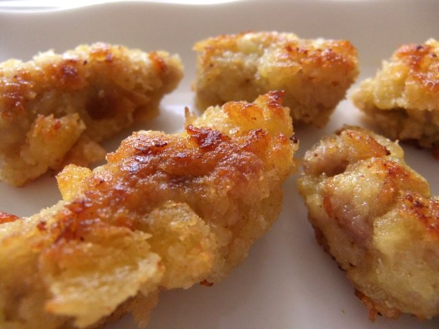 Chicken Kiev Nuggets Baby Led Weaning Recipes